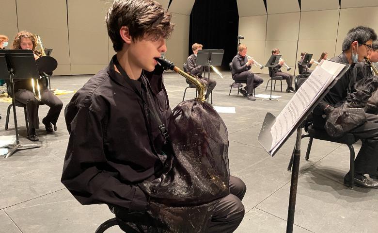 ESYO Repertory Orchestra + Youth Jazz Orchestra