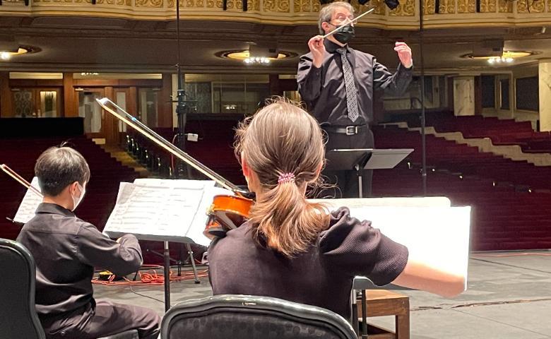 ESYO String Orchestra & Concertino Strings