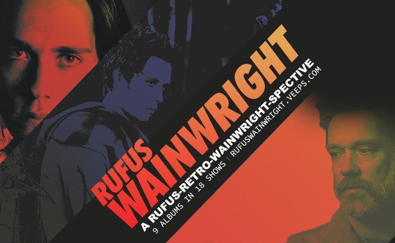 A Rufus-Retro- Wainwright-Spective Livestream Tour