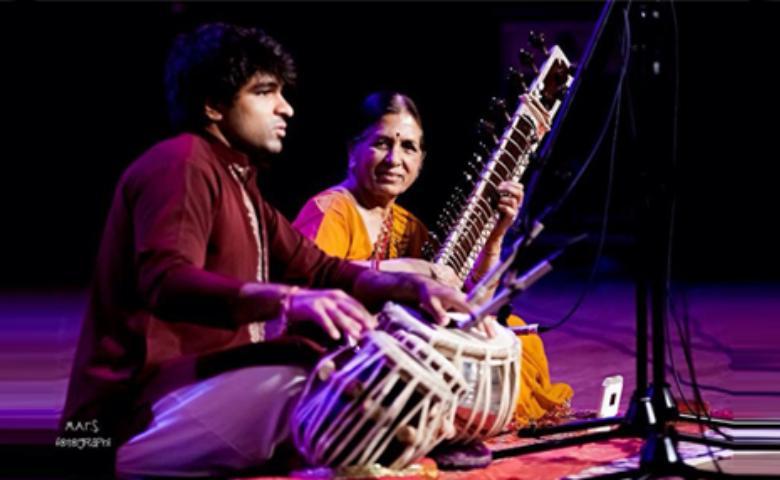 Veena Chandra and Devesh Chandra