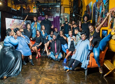Trey McLaughlin and the Sounds of Zamar