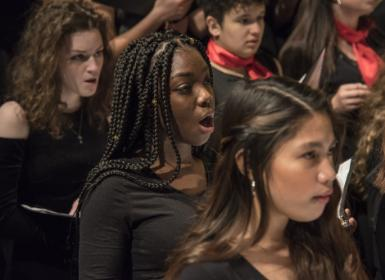 19th Annual High School Choral Festival