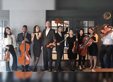 Music @ Noon: Soloists of New England, Chamber Ensemble