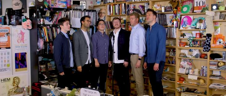 An Audience with The King's Singers,
