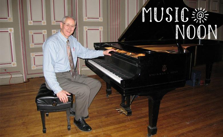 Music @ Noon: Findlay Cockrell, Piano
