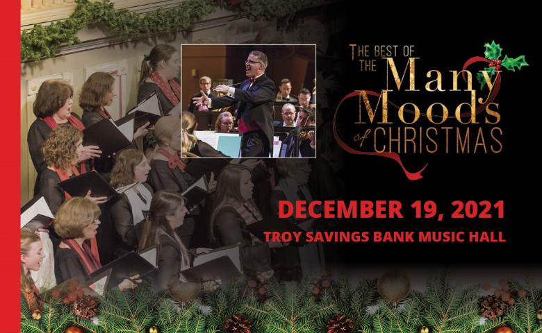 Albany Pro Musica presents 'The Many Moods of Christmas'