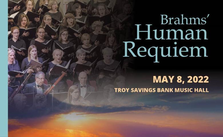 Albany Pro Musica presents 'Brahms' Human Requiem'