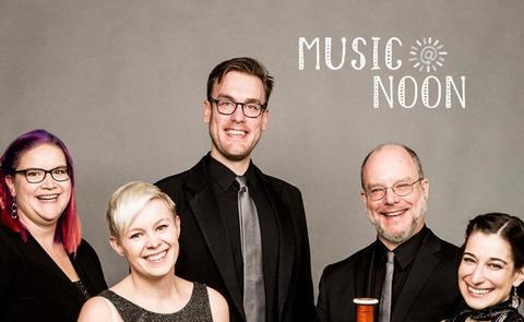 Music @ Noon: Quintocracy, Woodwind Quintet