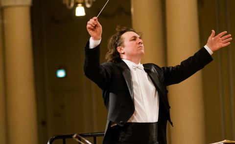Direct from Kiev, The National Symphony Orchestra of Ukraine