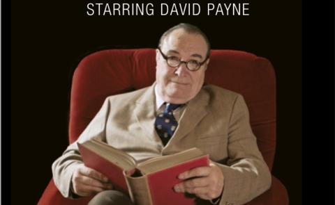 Postponed - An Evening with C.S. Lewis, Starring British Actor, David Payne