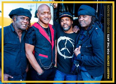 Victor Wooten and The Wooten Brothers